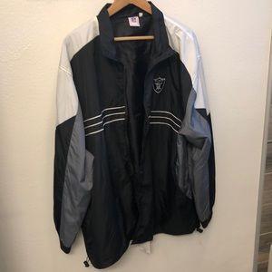 Mens Raiders jacket